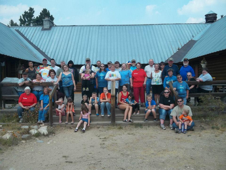 United Methodist Church Camp Sawtooth