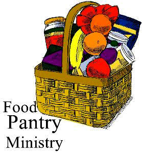 Church Food Pantry Ministry